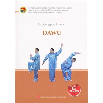 Health Qigong -- Da Wu in French (with DVD) - Ori Wisdom