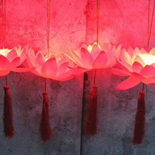 Portable Blossom Lotus Flower Light Lamp Party Glowing Lanterns - Ori Wisdom