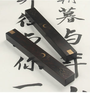Chinese Sandalwood Paperweights with Gift Box - Ori Wisdom