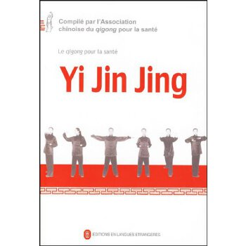 Health Qigong --Yi Jin Jing in French (with DVD) - Ori Wisdom