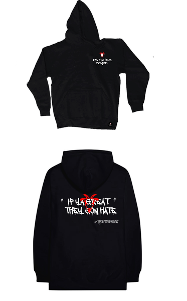 The Official Pb The Goat Merch Hoodie!