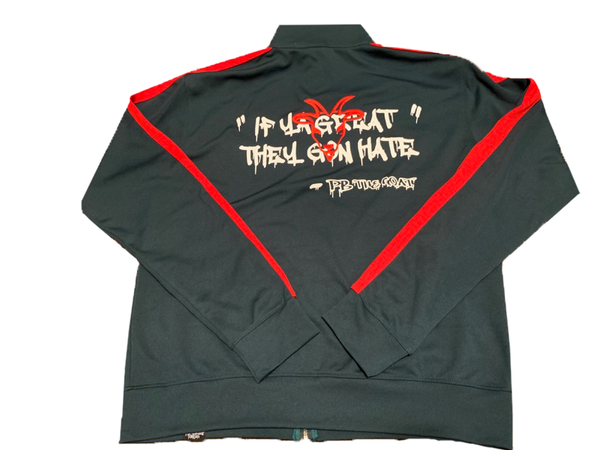 Pb The Goat Merch Track Jacket!