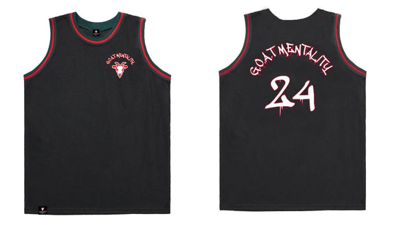 Goat Mentality Authentic Jersey