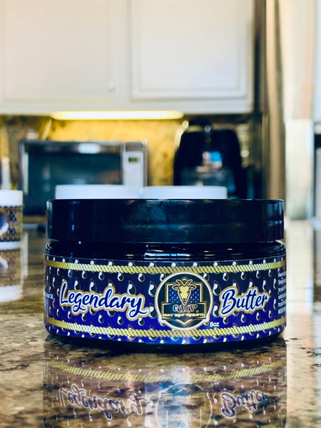 The New 8oz Legendary Butter!