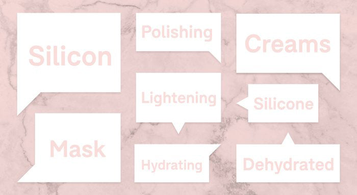 5 skincare terms that sound the same, but aren't
