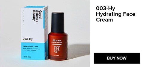 003-Hy Hydrating Face Cream product image with Buy Now button