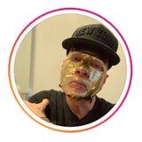 Instagram profile icon Skincarma