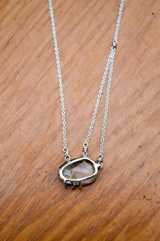 Tygart Cage Necklace