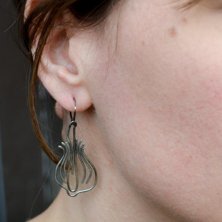 Garden Bulb Earrings