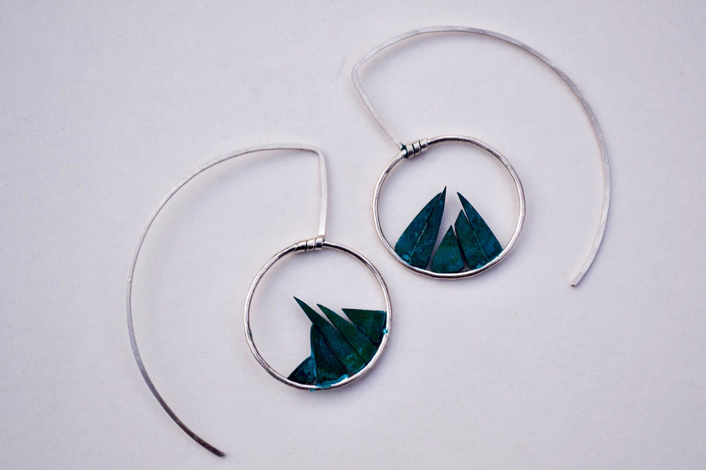 Valley Hoopy Earrings