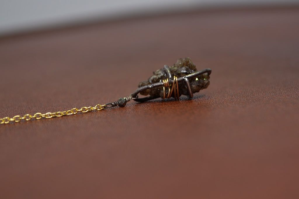 Hike Treasure Necklace