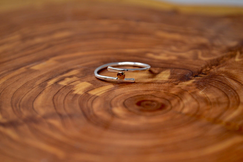 Sunrise Sunset Ring