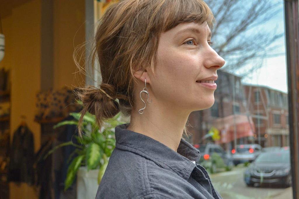 Tender Earth Earrings