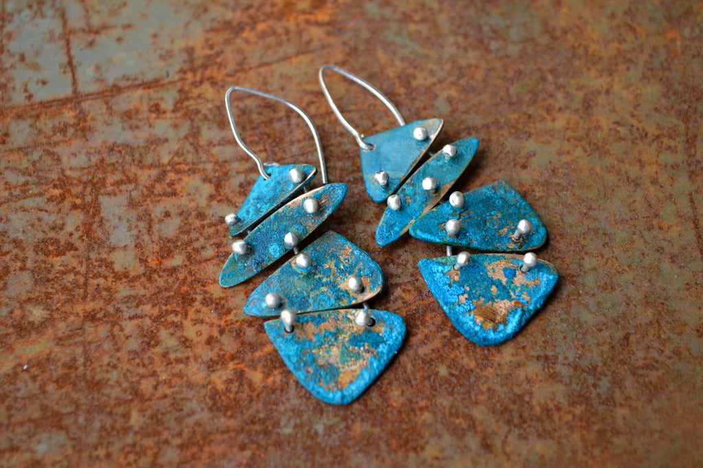 Armor Earrings