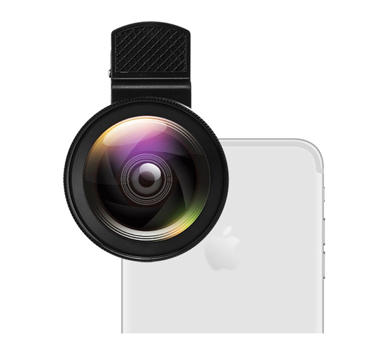 Clip on Macro/wide angle  Lens for smart phone