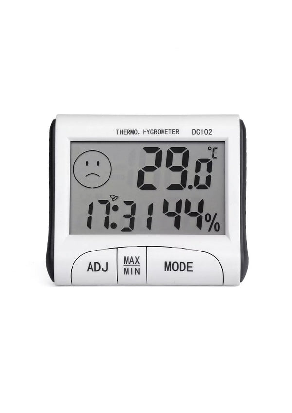 Digital thermometer / humidity reader