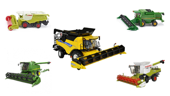 The Best Combine Harvester Toys for Children