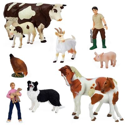 Papo Farmyard Friends Figures