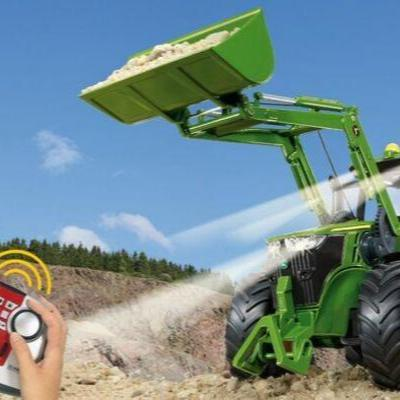 Siku Remote Control Tractor Toys