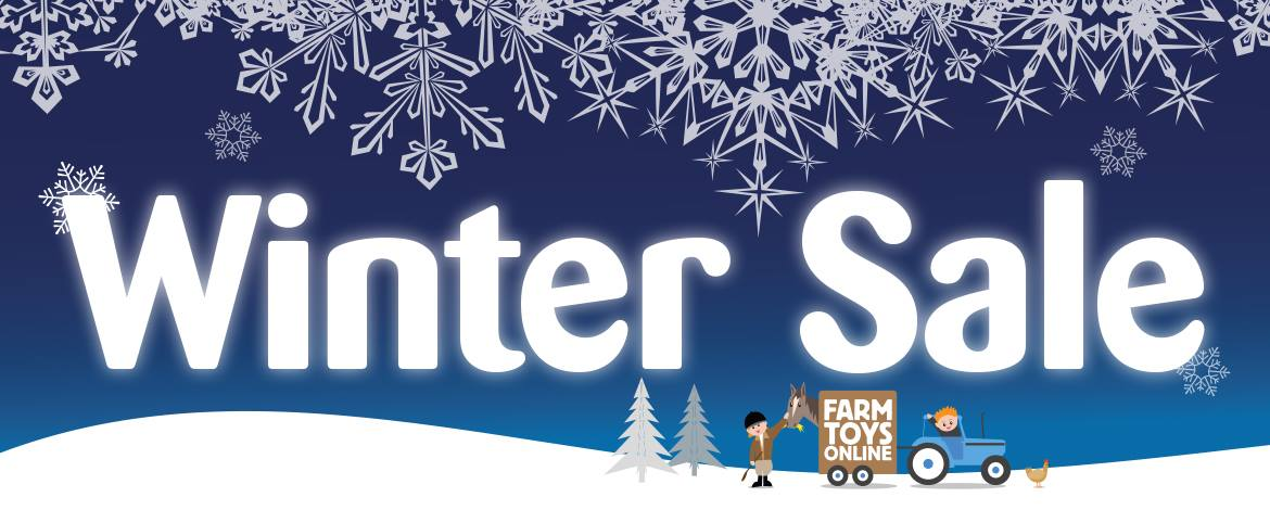 Farm Toys Online Winter Sale 10% Off Sitewide