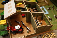 Brushwood Toys My First Farm