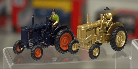 Britains Limited Edition Fordson Major Tractor