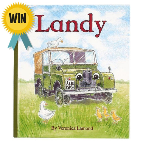 Landy Book Veronica Lamond