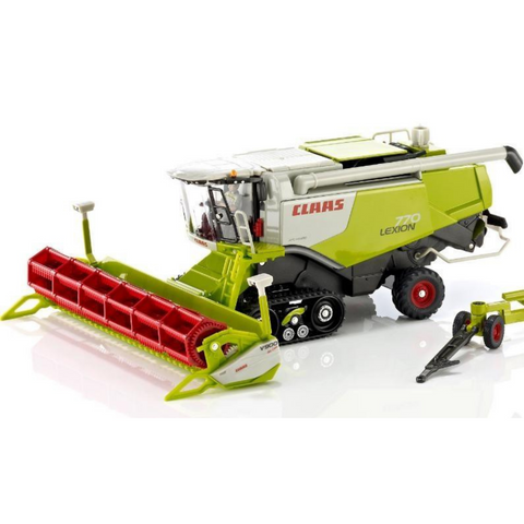 Siku Claas Lexion Toy Combine Harvester with Tracks