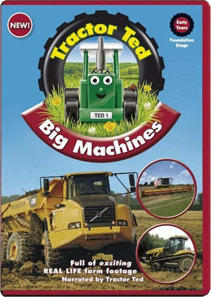 In this DVD Tractor Ted vis...