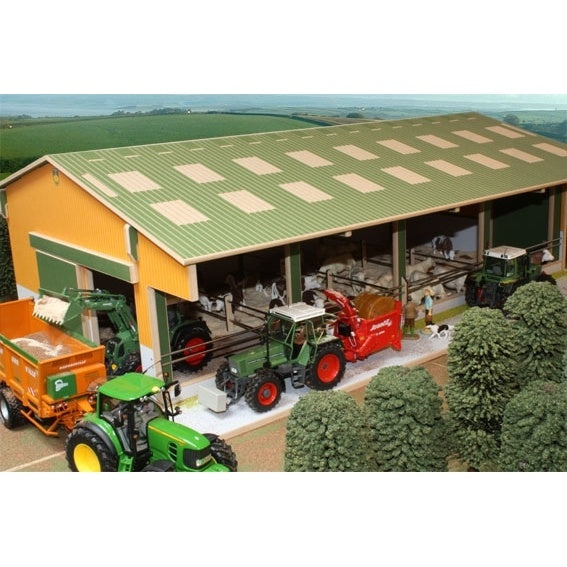 Brushwood Toys BTEURO2 Euro Livestock Unit Farm Building
