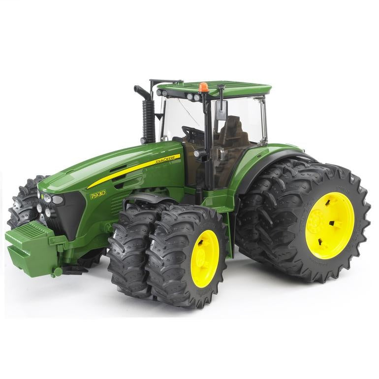 Bruder John Deere 7930 with Twin Tyres Toy Tractor 03052
