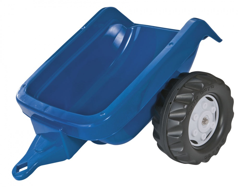 Rolly Toys Kid Trailer Blue 121762