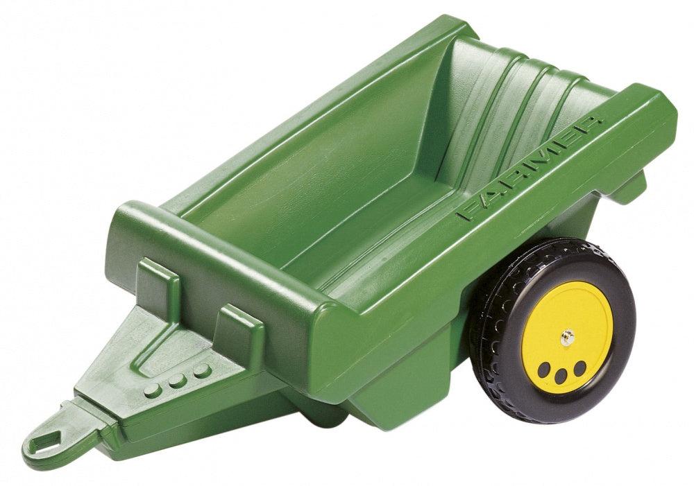 Rolly Toys Green Ride On Farmers Trailer 122950