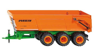 The Joskin 3-Axle Tipping T...