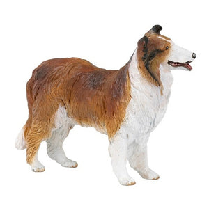 A Collie Dog from the Papo ...