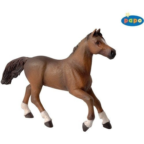 Papo 51075 Anglo-Arab Mare Model Horse