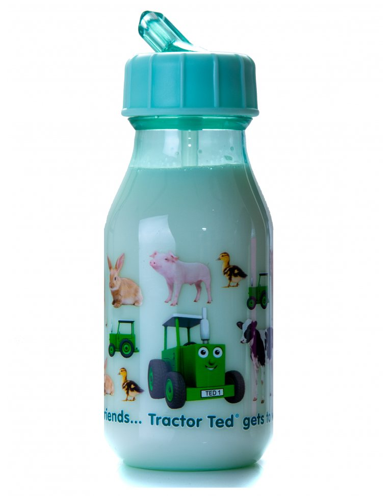 Tractor Ted Baby Animals Water Bottle (Tractor Ted) [WATBOTMBA]
