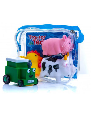 Join Tractor Ted and the fa...