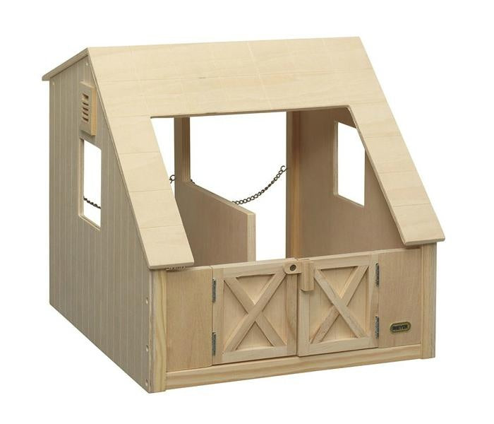 Breyer Traditional Wood Horse Stable 306