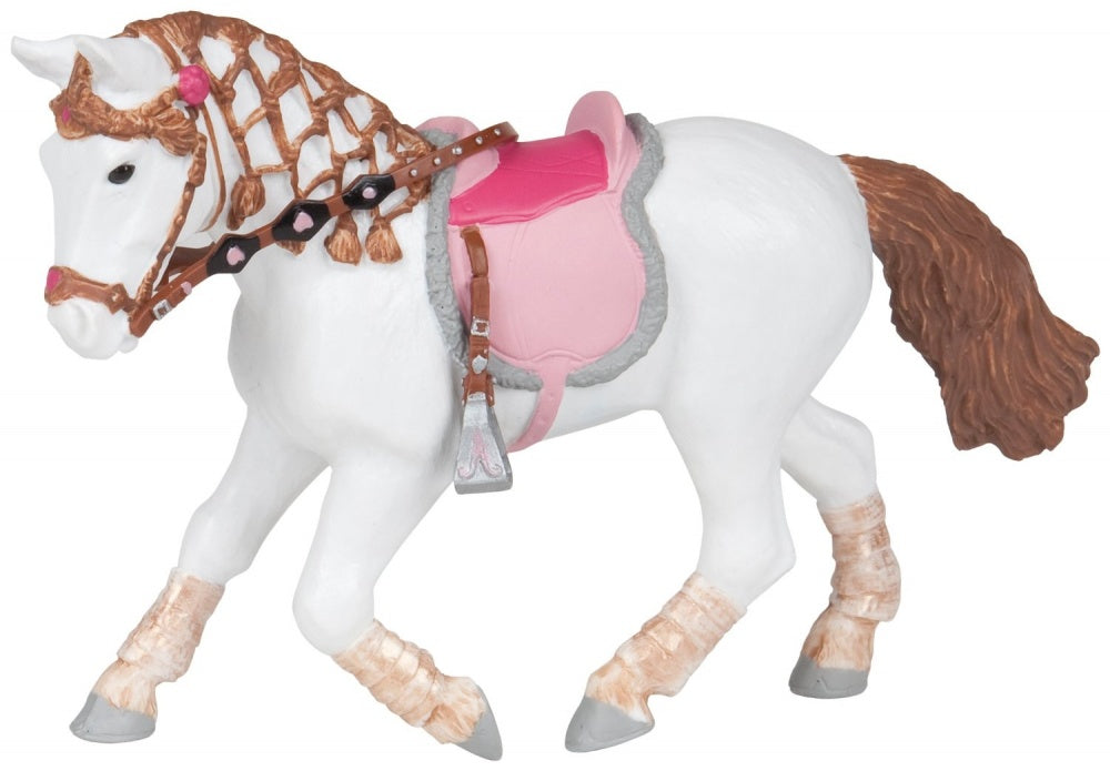 Papo Model Walking Pony 51526 Equestrian Toy