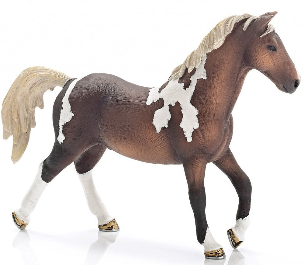 Schleich World of Nature Trakehner Stallion 13756