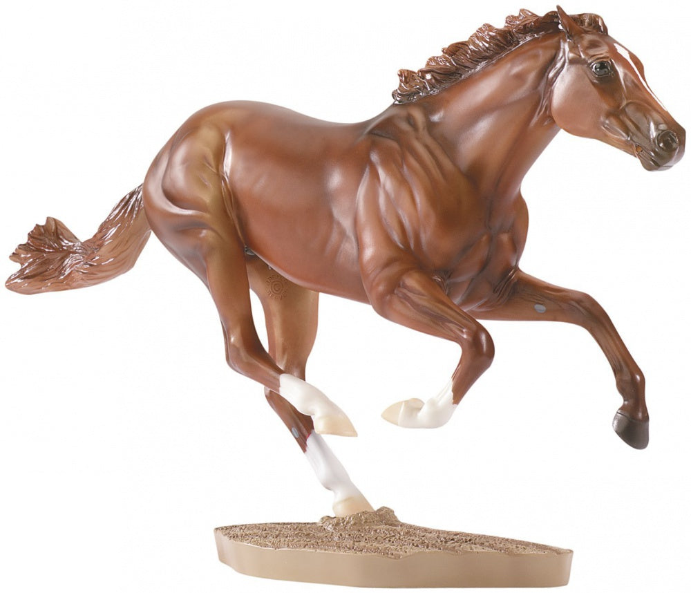 Breyer Traditional Secretariat Triple Crown Champion Horse 1345