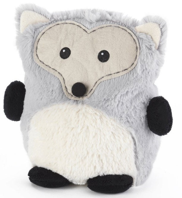 Intelex Hooty Friends Microwavable Hedgehog Soft Toy