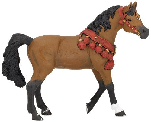 Papo 51547 Arabian Horse in Parade Dress