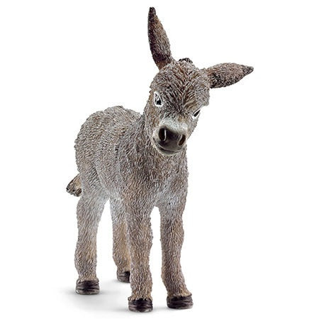 Schleich World of Nature Donkey Foal 13746