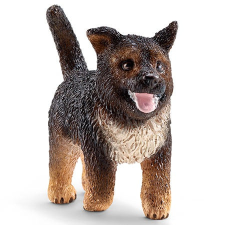 Schleich 16832 German Shepherd Puppy - World of Nature