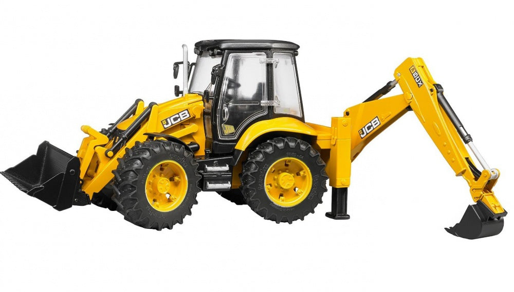 Bruder JCB 5CX ECO Backhoe Loader Digger 02454