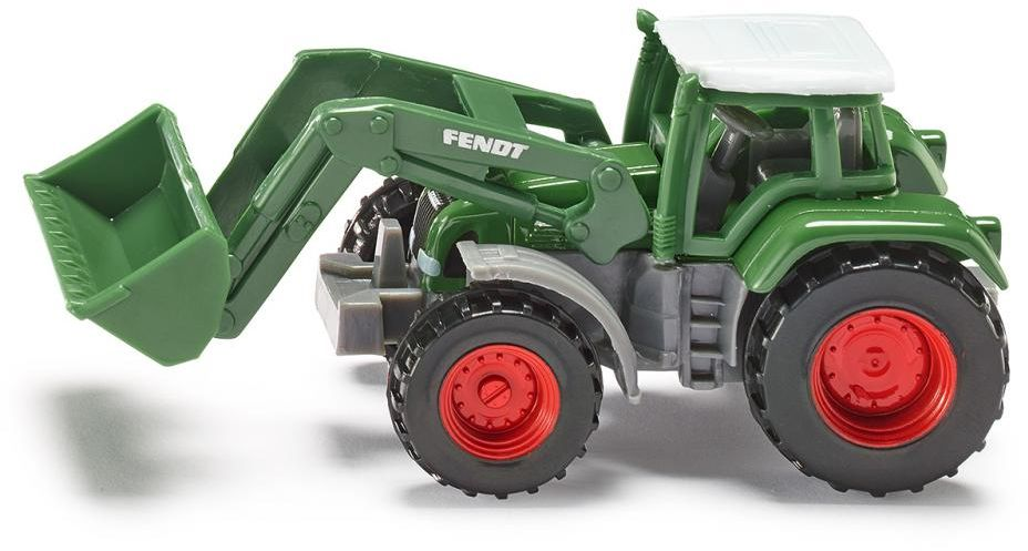 Siku 1039 Fendt Tractor with Frontloader