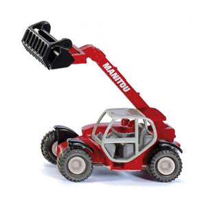 A mini Manitou with a teles...