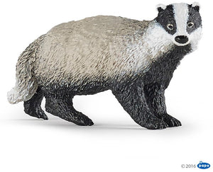 The Badger from the Papo Fa...